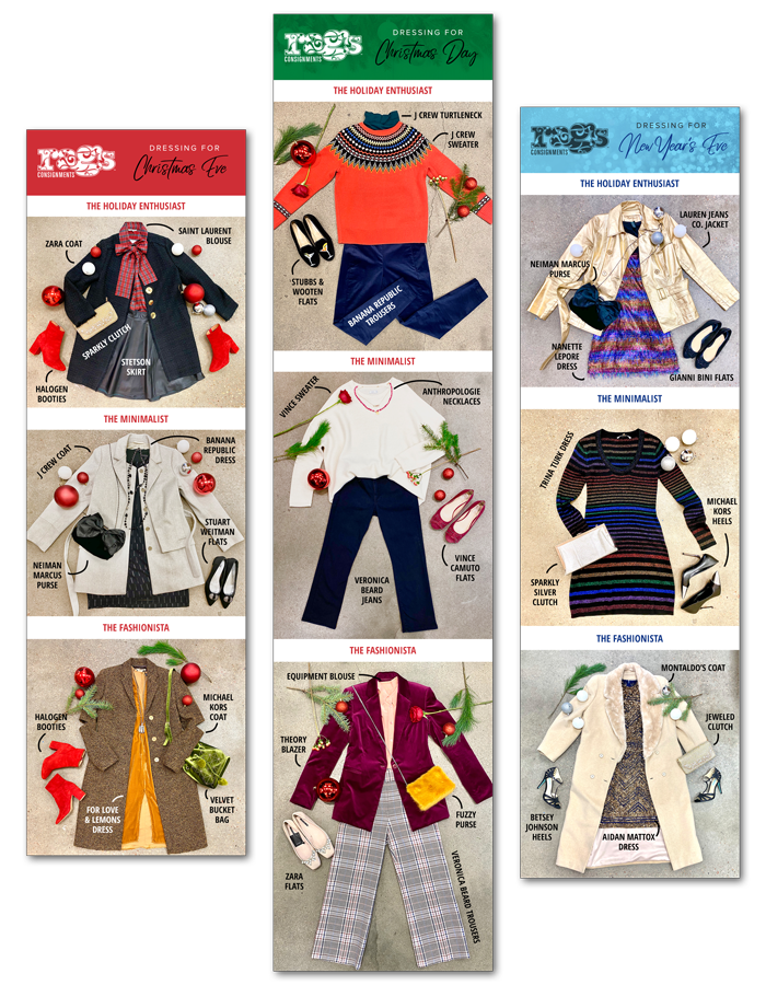 Rags • Holiday Email Designs