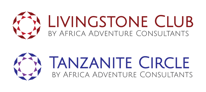Livingstone Club + Tanzanite Circle • Logo Design