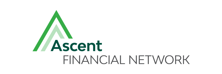 Ascent Financial Network • logo design