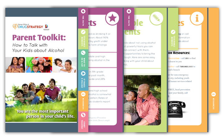 Parent Toolkit: How to Talk with Your Kids about Alcohol