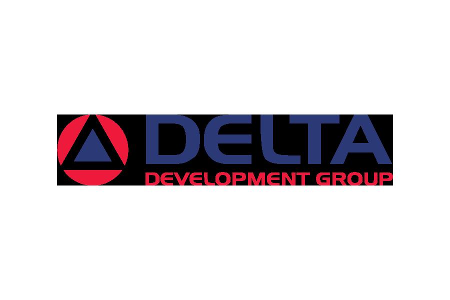 Delta Development Group • Logo Design