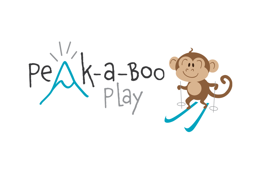 Peak-a-Boo Play • Logo Design