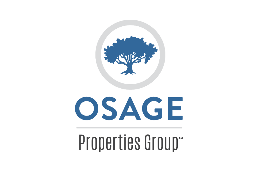 Osage Properties Group • Logo Design
