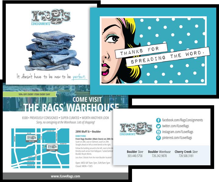 Rags • Graphic Design